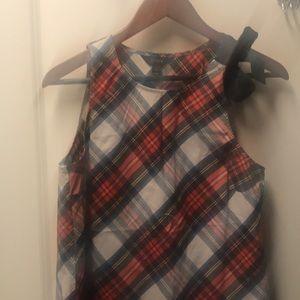 Jcrew holiday shirt